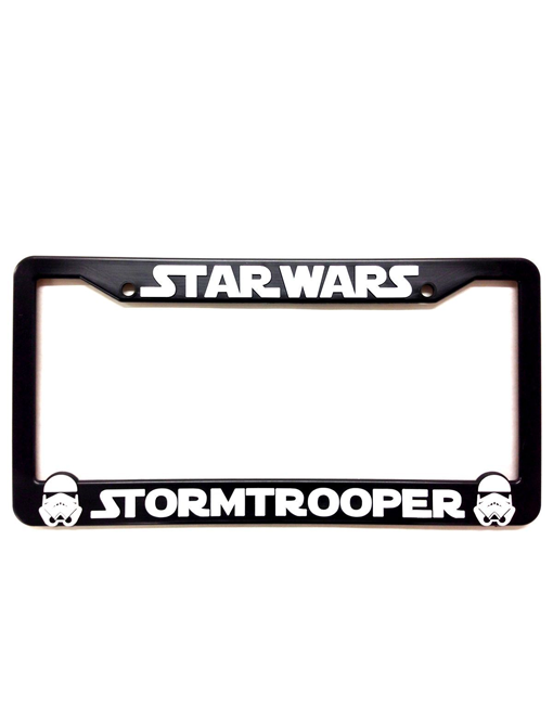 Star Wars License Plate Frame