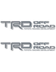 TRD Decals