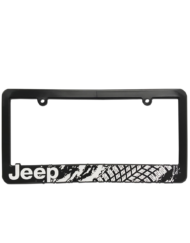Jeep License Plate Frames