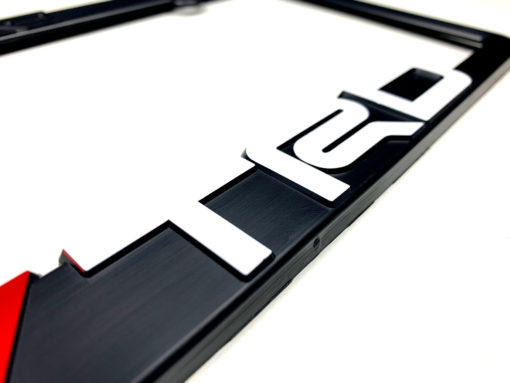TRD License Plate Frames