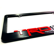 TRD OFF ROAD License Plate Frames