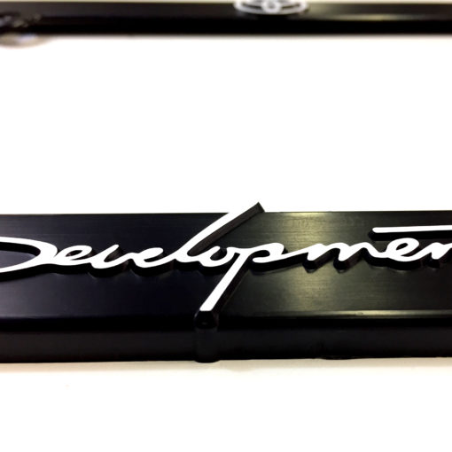 Toyota Racing Development TRD License Plate Frames