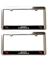 Arizona Cardinals License Plate Frames