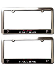 Atlanta Falcons License Plate Frames