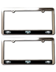 Philadelphia Eagles License Plate Frames