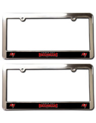 Tampa Bay Buccaneers License Plate Frames