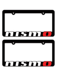 Nissan NISMO License Plate Frames